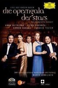 Cover Anna Netrebko / Elina Garanča / Ramón Vargas / Ludovic Tézier - Die Operngala der Stars [DVD]